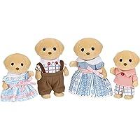 Sylvanian Families - 5182 -  Famille Labrador - Mini Poupée