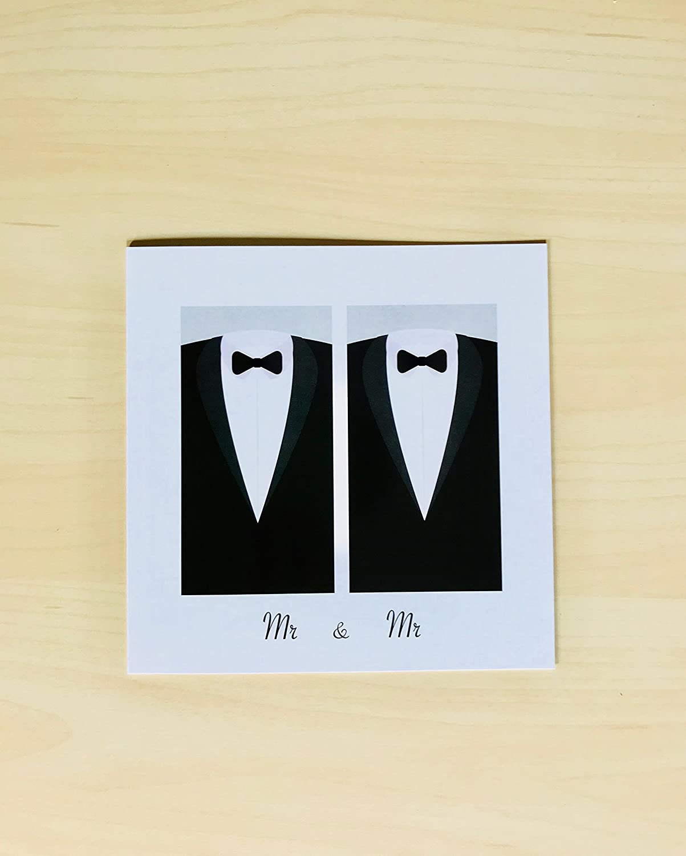 Same sex wedding cards