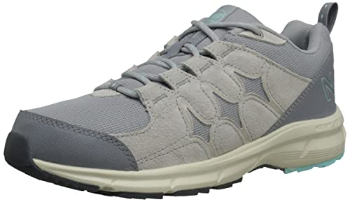New Balance Women's WW799 Country Walking Shoe,CreamBlue