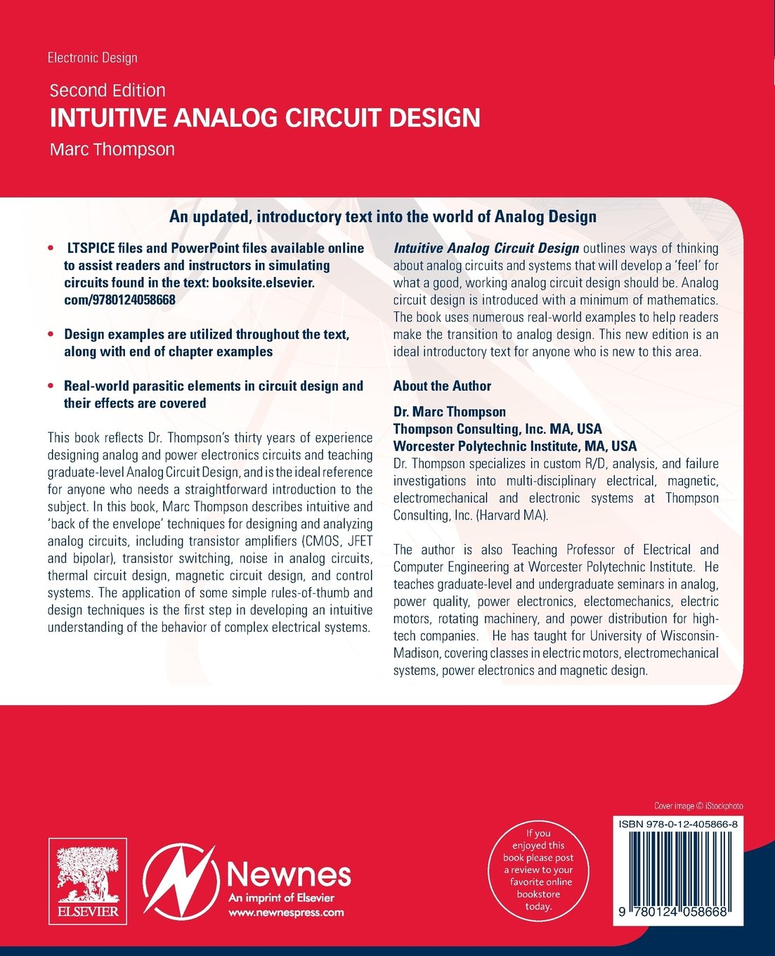 Buy Intuitive Analog Circuit Design Book Online At Low Prices In Example Of Electronic India Reviews Ratings