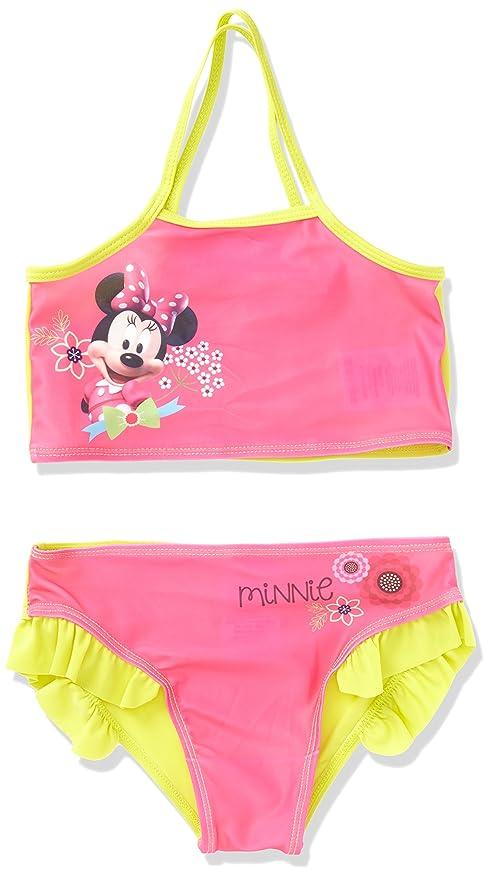 ARDITEX wd9291 Minnie Mouse Traje de baño/Bikini de 2 a 6 ...