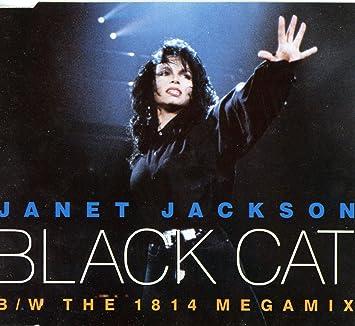 Janet Jackson Black Cat Amazon Com Music