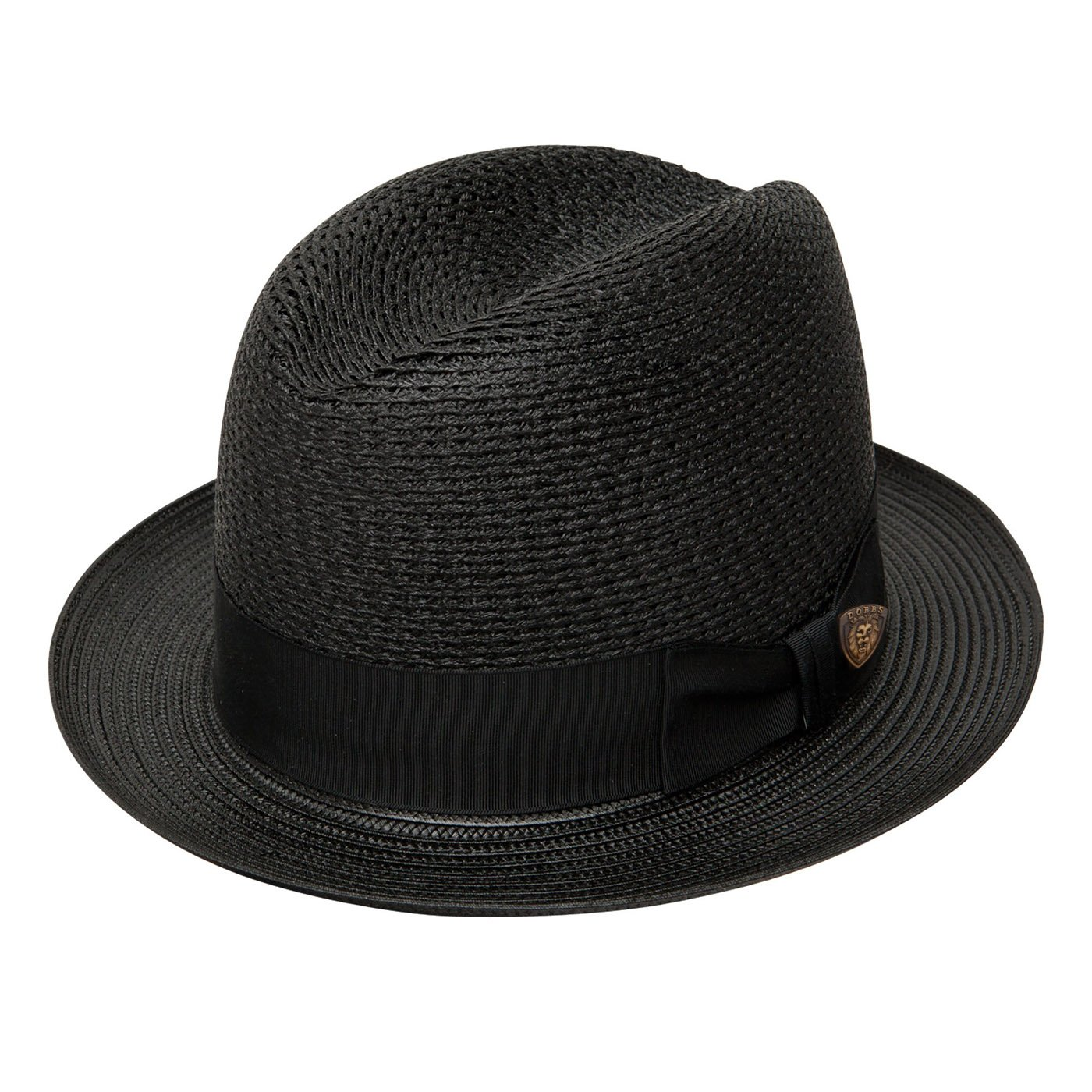 Black Stetson And Dobbs Hats DSMDSN-0820 Madison Hat XS-S