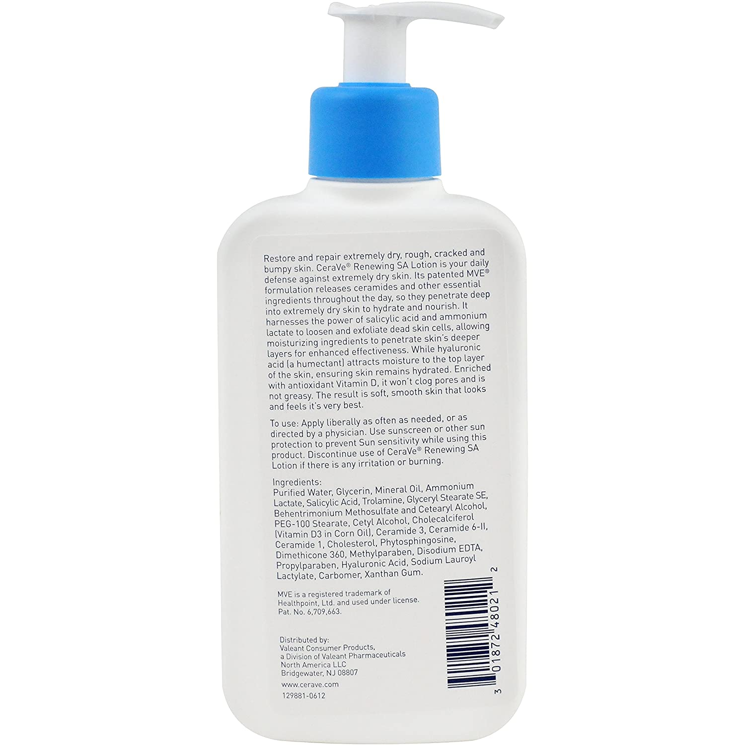 Renewing SA Cleanser For Normal Skin by cerave #19