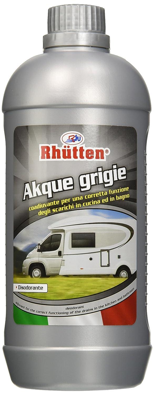 Rhutten 180295 Liquido Chimico Akque Grigie 1 Litri