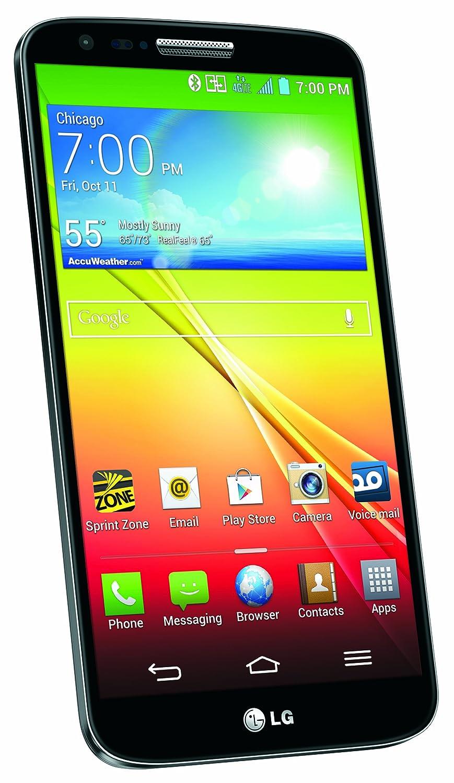 amazon com lg g2 black 32gb sprint cell phones u0026 accessories