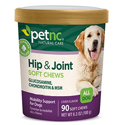 PetNC Natural Care Hip and Joint Soft Chews