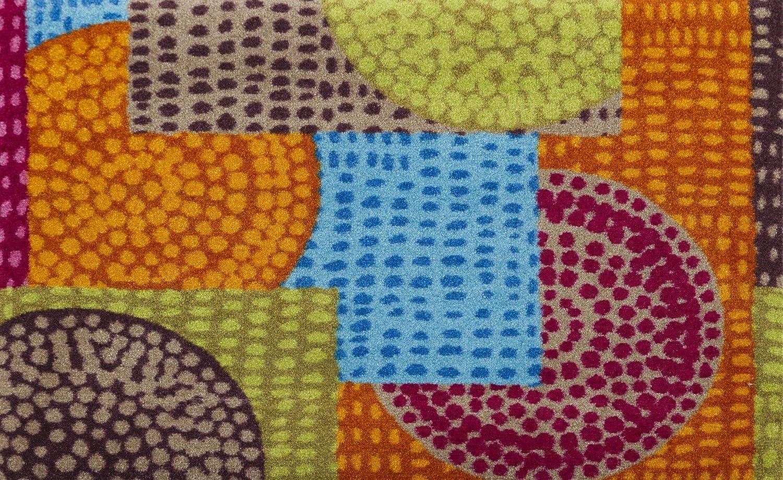 Wash+dry Fußmatte Ethno Pop 50x70 cm