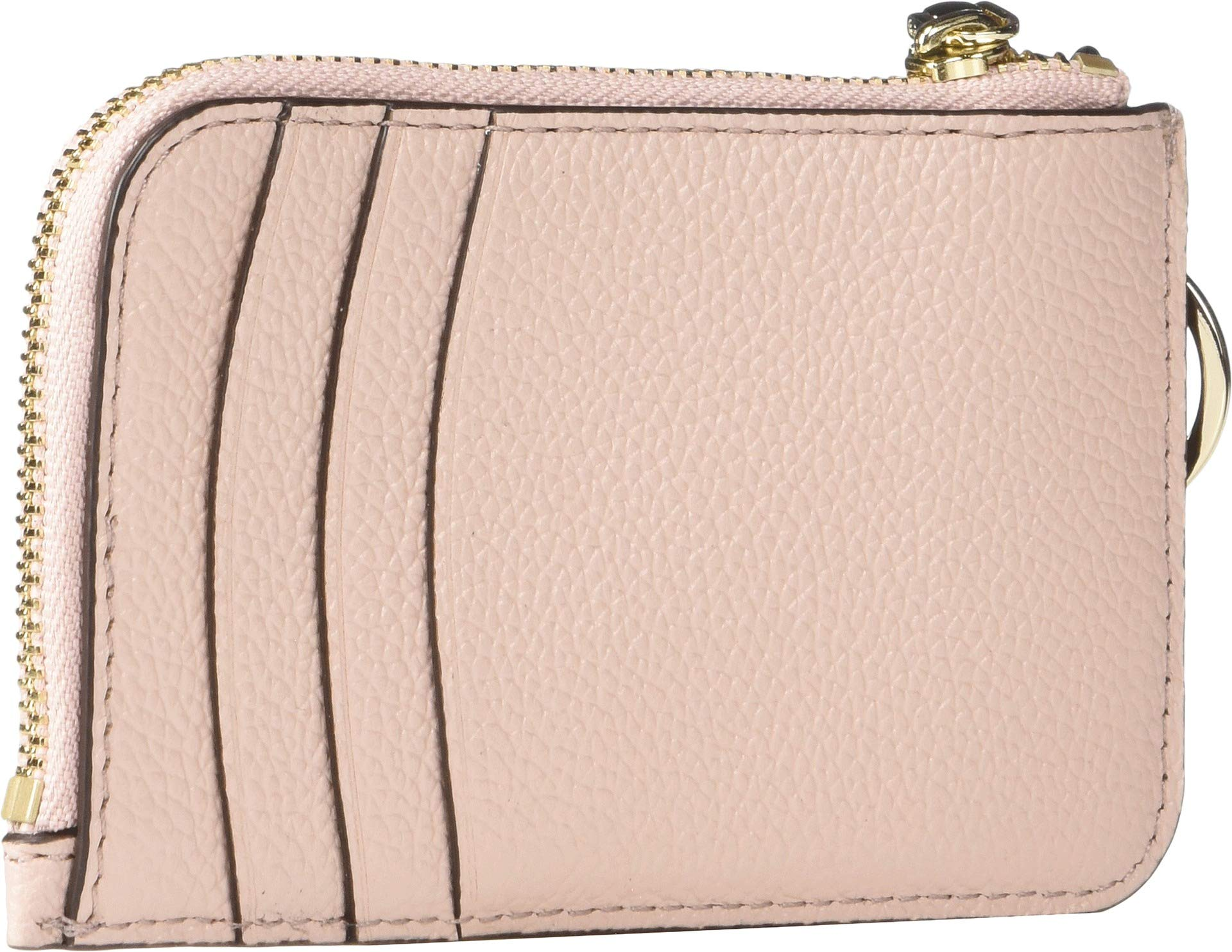 Kate Spade New York Women's Margaux Zip Card Holder, Pale Vellum, One Size by Kate Spade New York (Image #2)