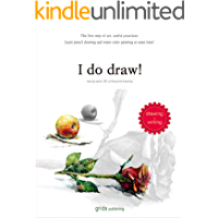 I do draw! Pencil drawing & water color still life