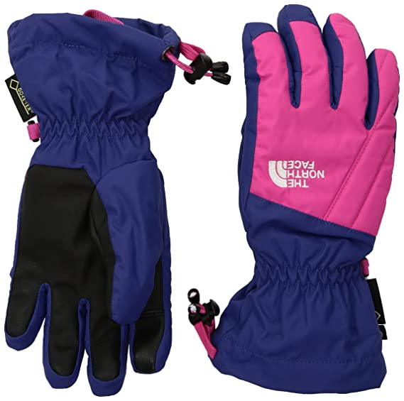 615b283a7 Amazon.com: The North Face Girls' Youth Montana Gore-Tex Gloves ...