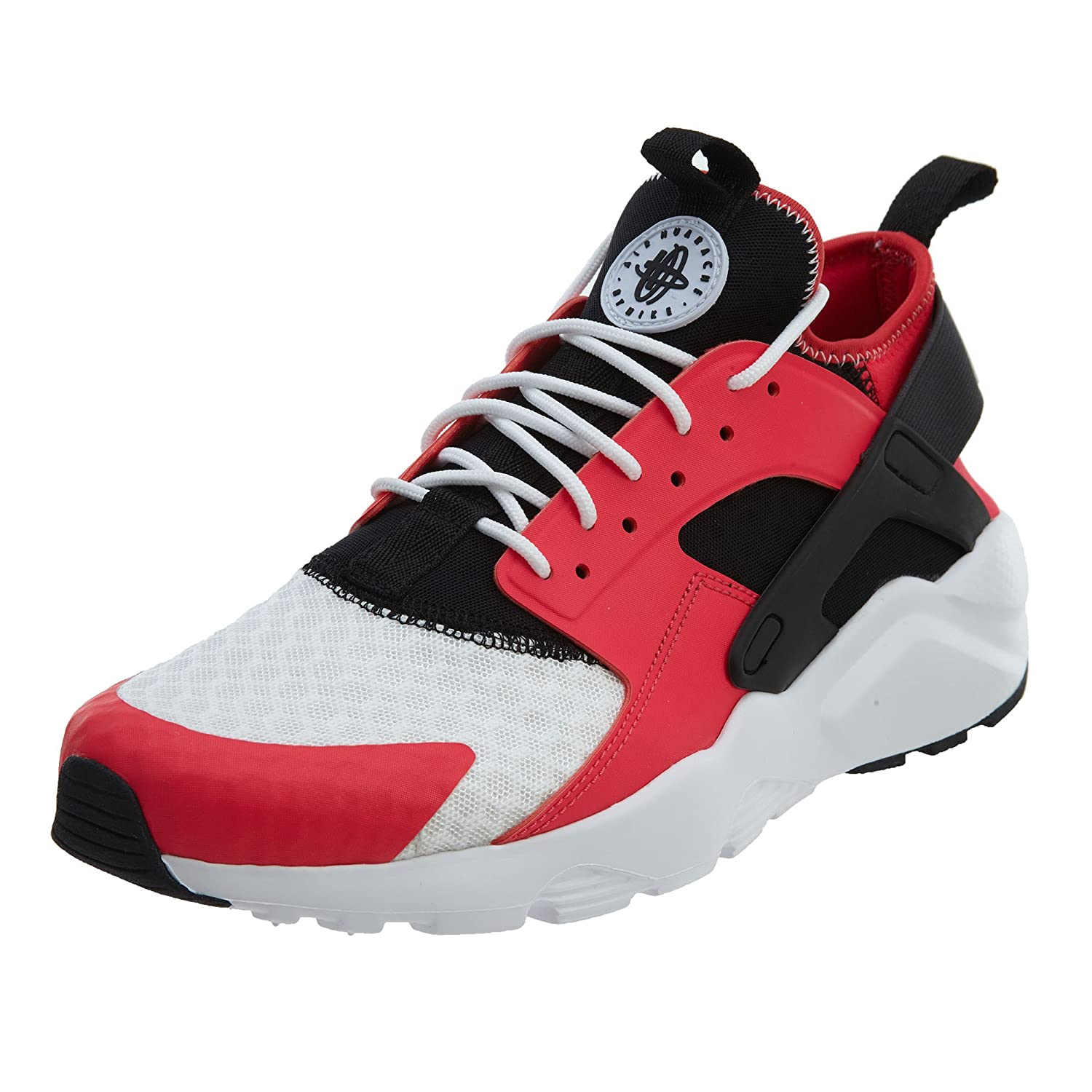 [ナイキ] スニーカー AIR HUARACHE RUN ULTRA 819685-101 B07457LSYZ 8.5 D(M) US|Siren Red/Black Siren Red/Black 8.5 D(M) US