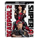Deadpool 2 4k 4 Disk set 4k UHD+Bluray+Digital download UnRated Super duper Cut + Theater Limited Edition Bluray Region Free Available Now!!!