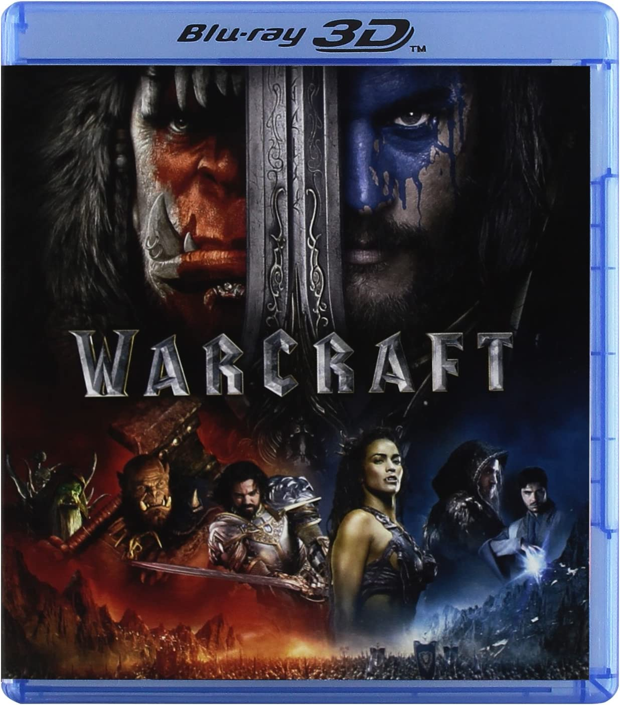 Warcraft Warcraft 2 Blu Ray Amazon Co Uk Dvd Blu Ray