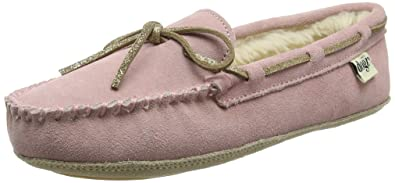 0445f697e0206 Lazy Dogz Women's Sadie Low-Top Slippers: Amazon.co.uk: Shoes & Bags