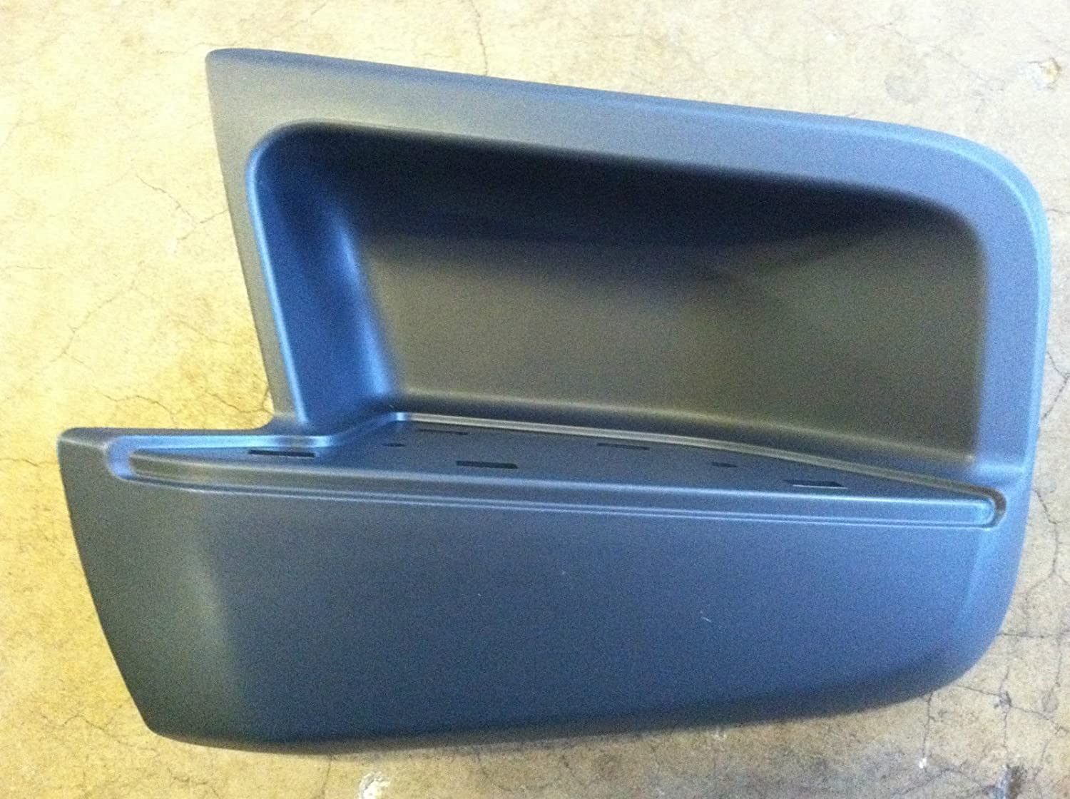 DRIVERS SIDE NEW OEM 2005-2015 NISSAN XTERRA LEFT REAR BUMPER STEP WITH PAD