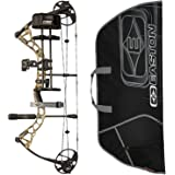 Diamond Infinite Edge Pro Compound Bow Package, Mossy Oak Country Camo, Right Hand, with Easton Soft Bow Case