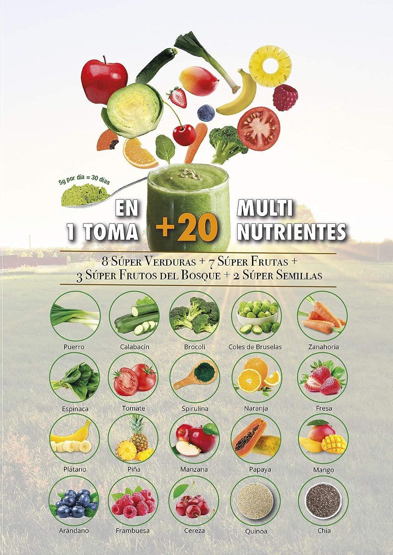Superfood Dieta Mediterranea · Todas las Frutas y Verduras ...