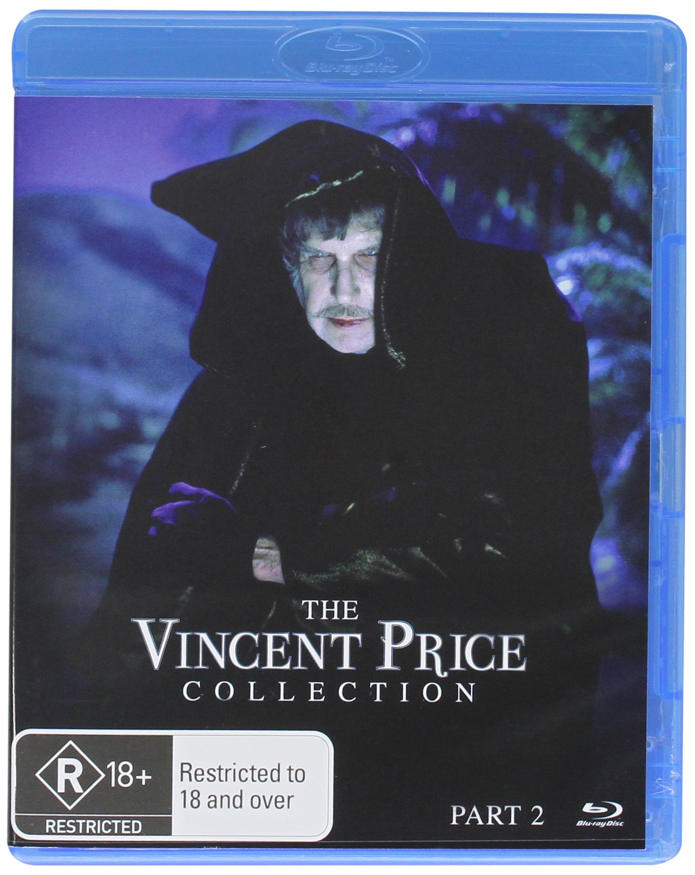 Vincent Price Collection (8 Blu-Ray)