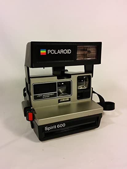 amazon com polaroid spirit 600 light management system camera rh amazon com What Use Polaroid 600 Cameras Polaroid 600 Land Camera Battery