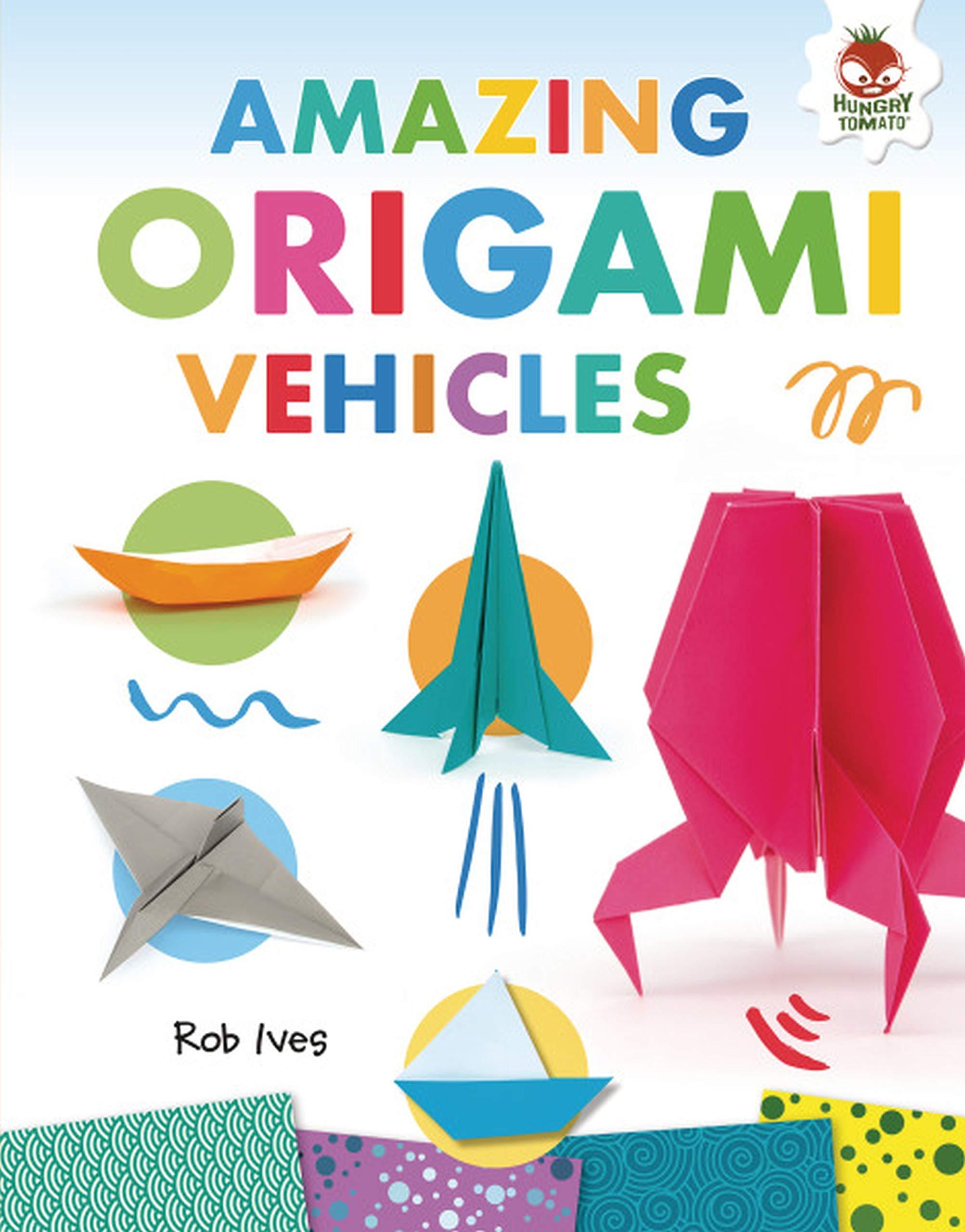 Origami Tomato Box - YouTube | 2560x2005