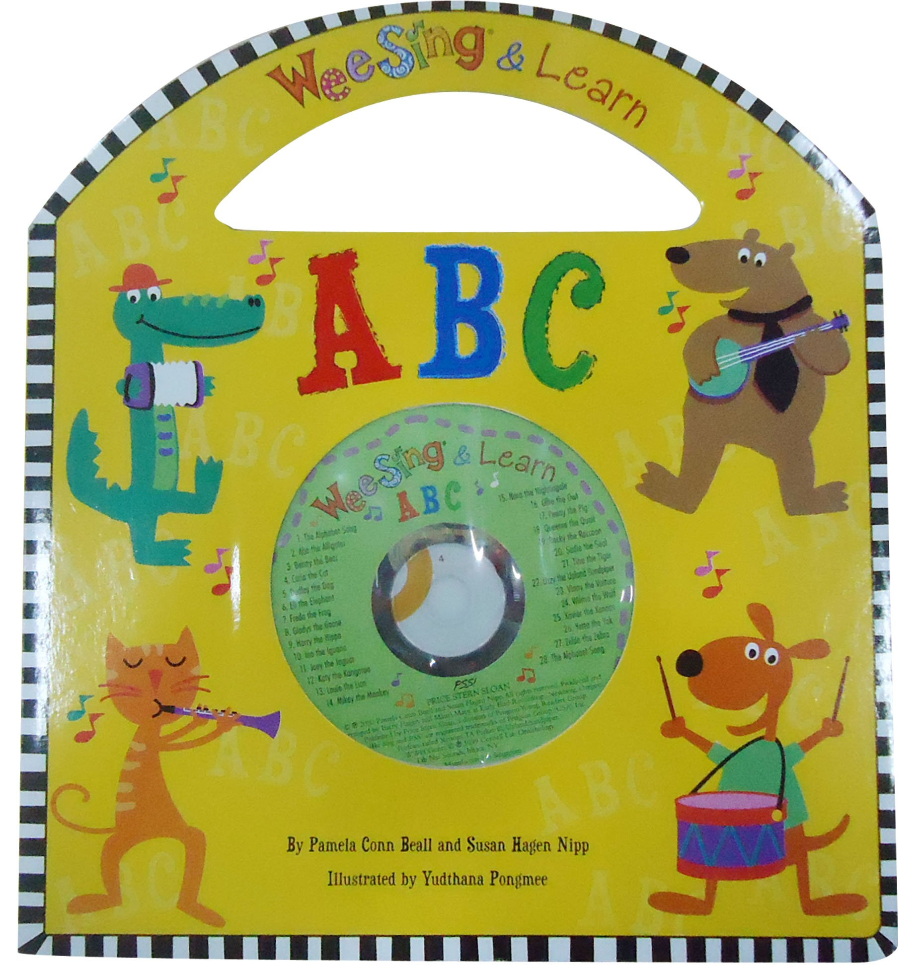 Wee Sing & Learn ABC (Wee Sing and Learn) by Price Stern Sloan