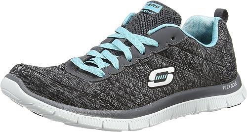 Skechersflex Appeal Pretty City - Zapatillas de Running Mujer ...
