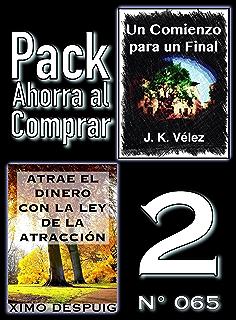 Pack Ahorra al Comprar 2 (Nº 065): Atrae el dinero con la ley