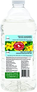 Perky-Pet 255CL Clear Hummingbird Nectar Concentrate, 64-Ounce