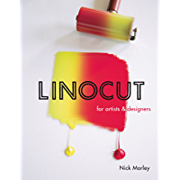 Linocut for Artists and Designers (English Edition)