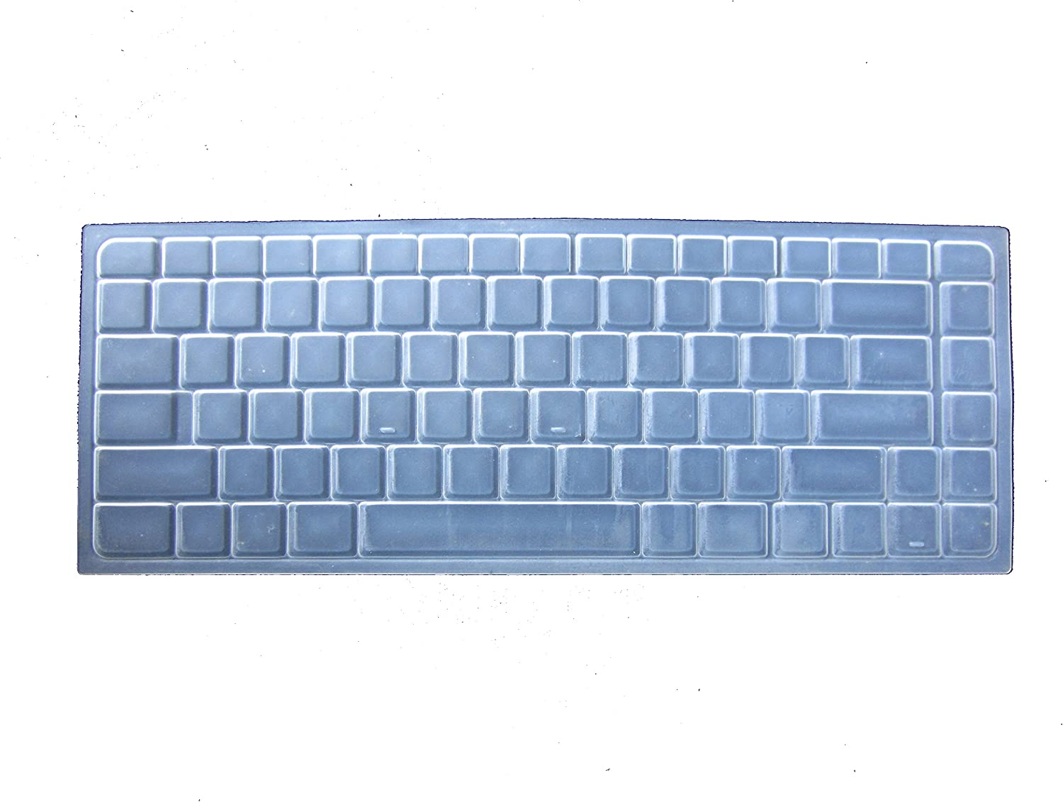 keyboard skin cover protector for Dell Studio 15,1535,1536,1537,1555,1557,1558,1435,XPS M1330,M1530,