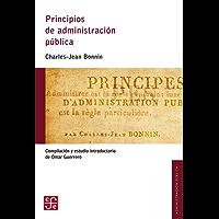 Principios de administración pública (Administracin Pblica)