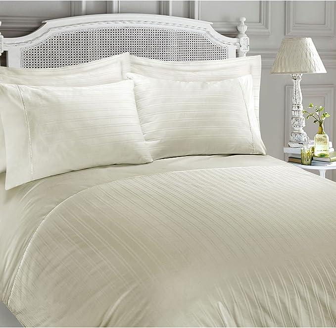 Juego de cama con funda nórdica de algodón egipcio satinado ...