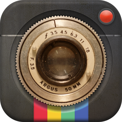 Retro Camera Filters (Best Camera Effects App For Iphone)