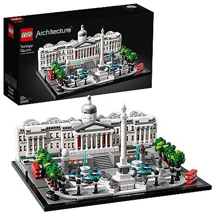 LEGO Architecture - Trafalgar Square Nuevo maqueta de ...