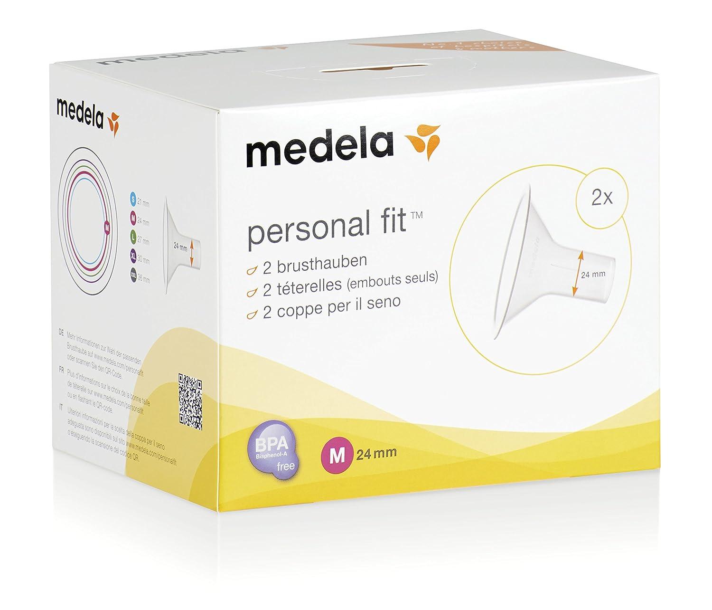 Medela PersonalFit Brusthauben Gr/ö/ße S 21 mm 2 St/ück