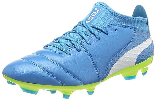 Puma One 17 1 AG, Chaussures de Football Homme, Weiß, 46 5