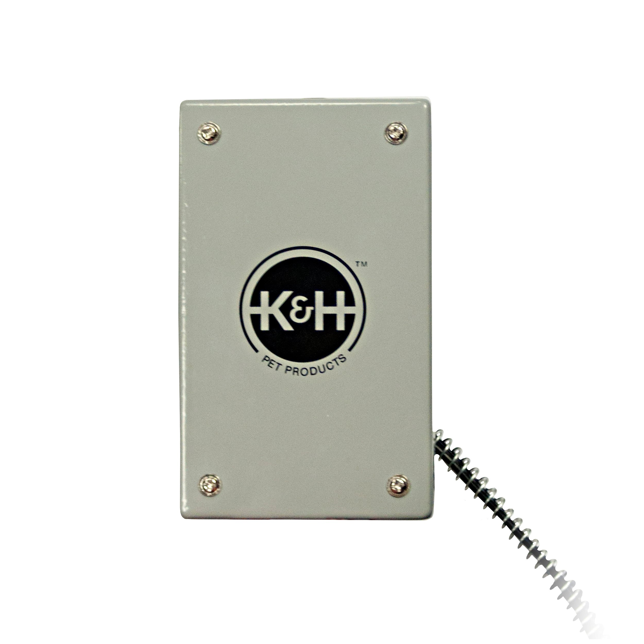 K&H Pet Products Snuggle Up Bird Warmer Small/Medium Gray 3'' x 5'' 7W