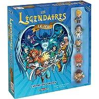 Les Légendaires - Le jeu - L'antre du gardien.