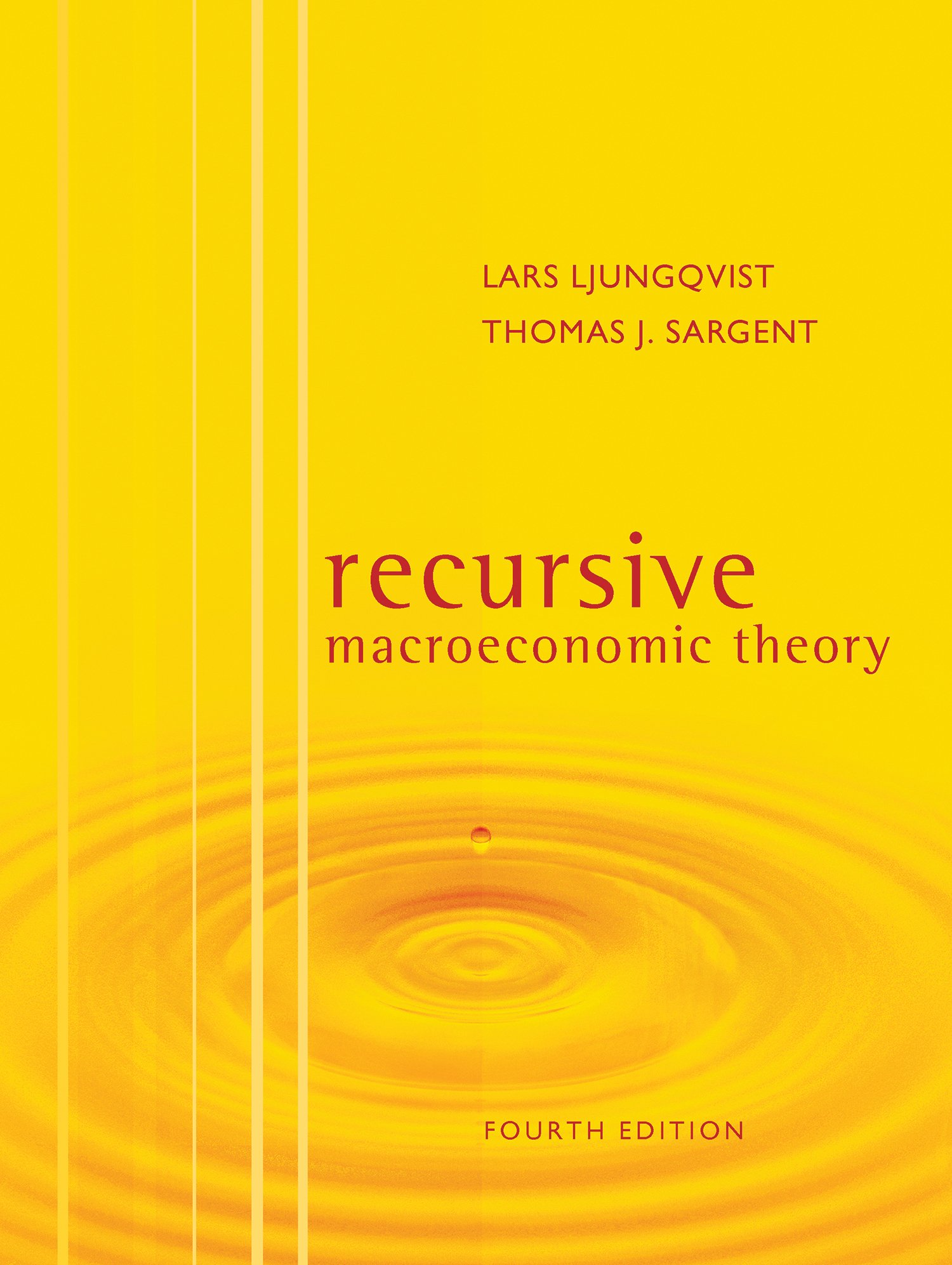 Recursive Macroeconomic Theory (The MIT Press) by The MIT Press