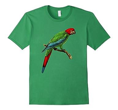 Pappagallo Verde T-shirt, Ara, Amazon