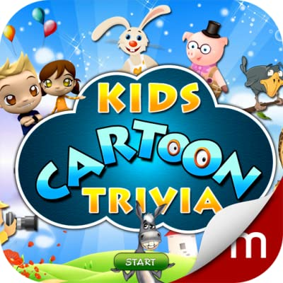 Kids' Cartoon Trivia