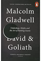 David and Goliath: Underdogs, Misfits and the Art of Battling Giants Paperback