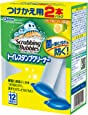 スクラビングバブル トイレ洗浄剤 トイレスタンプクリーナー クリスタルシトラスの香り 付替用2本 38g×2本