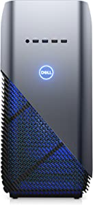 Dell i5680-7813BLU-PUS Inspiron Gaming PC Desktop 5680, Intel Core i7-8700, 16GB DDR4 Memory, 128GB SSD+2TB SATA HDD, NVIDIA GeForce GTX 1060, Recon Blue, Windows 10 64-bit