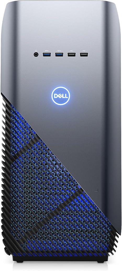 Dell I5680 7813blu Pus Inspiron Gaming Pc Desktop 5680 Intel Core I7 8700 16gb Ddr4 Memory 128gb Ssd 2tb Sata Hdd Nvidia Geforce Gtx 1060 Recon