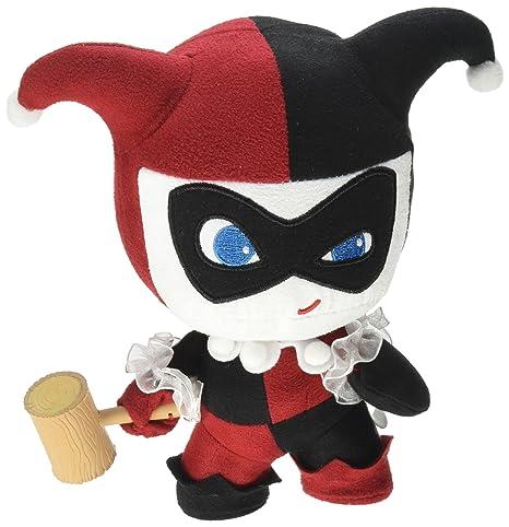 532a53f9e0781 Amazon.com  DC Comics Batman Fabrikations Collectors Toy - Harley Quinn 6  Inch Action Figure - Joker Girlfriend  Funko Fabrikations   Toys   Games