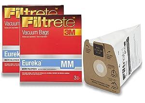 Filtrete Eureka MM Micro Allergen Vacuum Bag 6 Pac