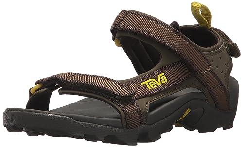 release date eeee3 aa5a5 Teva Unisex-Kinder Tanza C's Sport- & Outdoor Sandalen