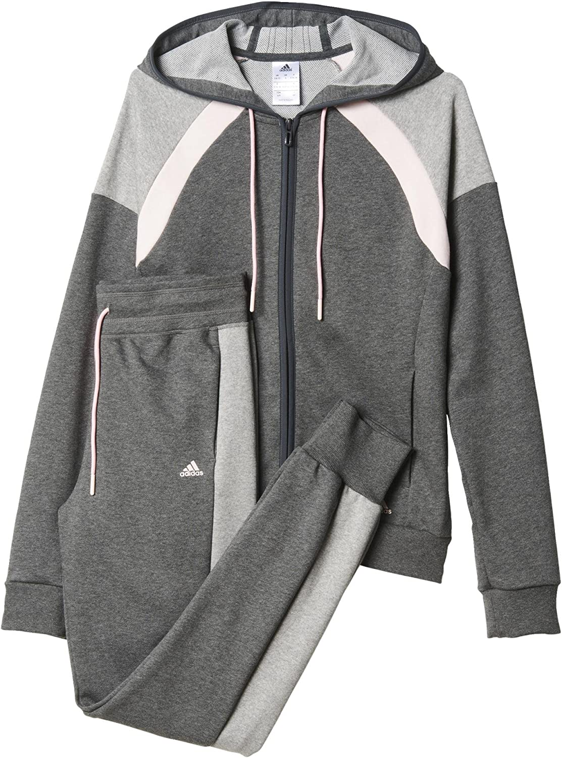 adidas Young Cott Suit - Chándal para mujer: adidas: Amazon.es ...